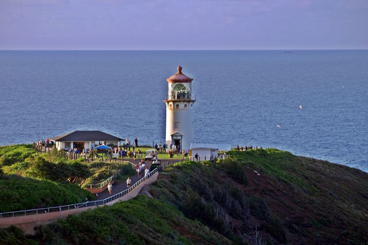 Kilauea Lighthouse - JAJ Photography