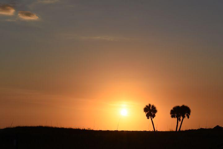 Sunset on the Beach - JAJ Photography
