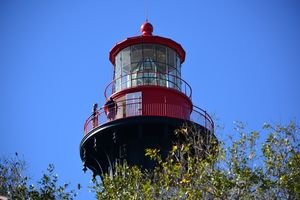 Top of Saint Augustine Lighthouse