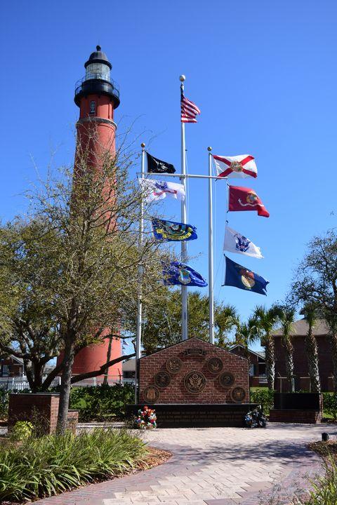 Ponce De Leon Lighthouse Jaj Photography Photography Buildings Architecture Landmarks Other Landmarks Artpal