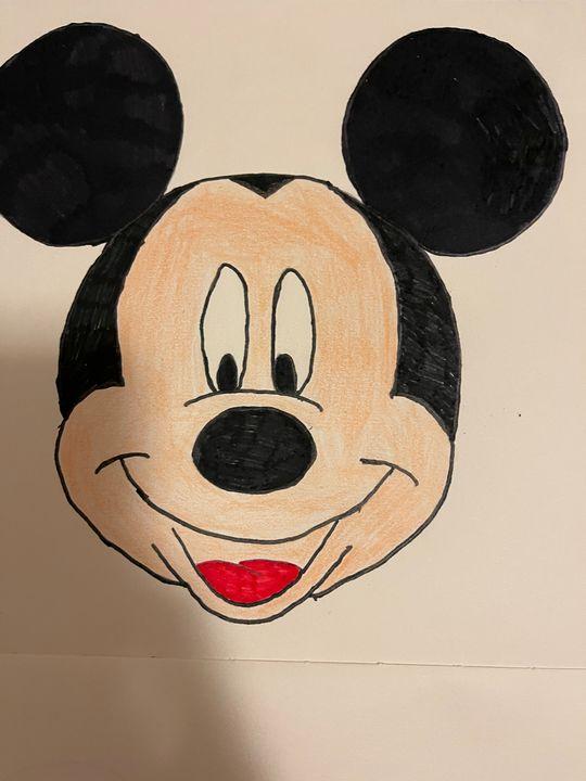 Disney Mickey Mouse - Egyptian Goddess