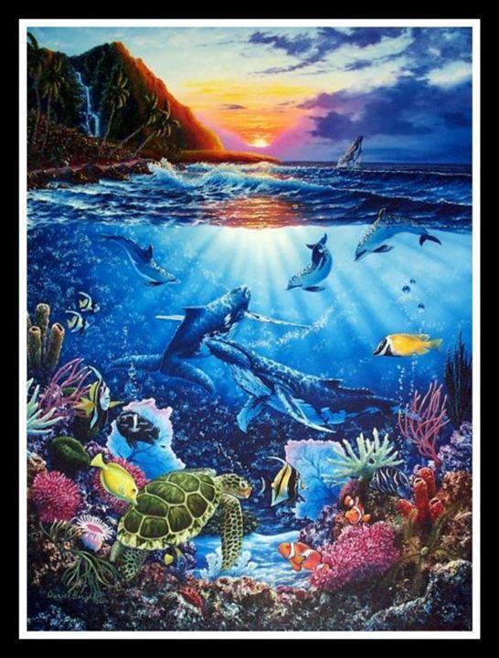 The Ocean - Jill's Gallery
