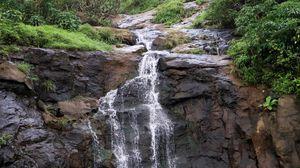 Monsoon Waterfall