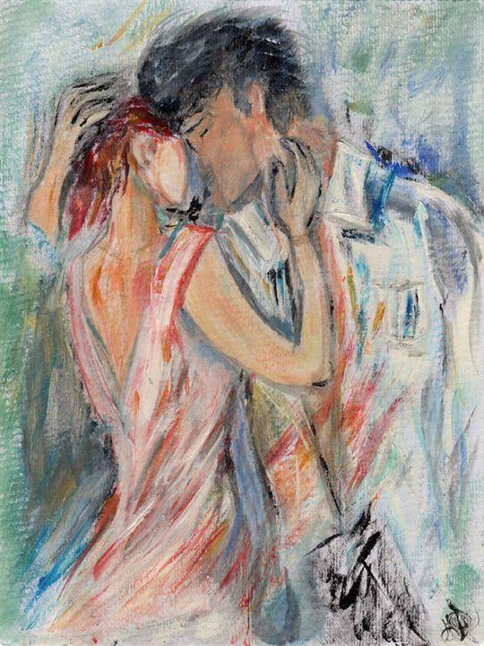 Soul Lovers - Soul Art by Gia Schön