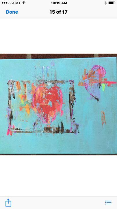 Love Letter - Lauren Holcombe