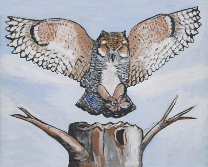 White Owl Landing - DMO