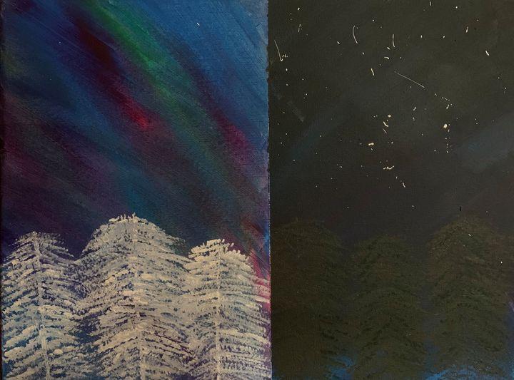 Night Sky's - Robert Hershman