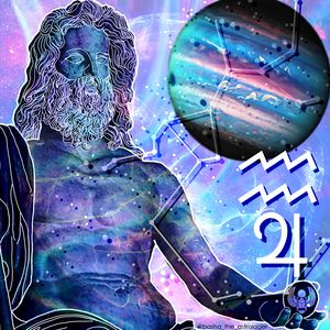Jupiter in Aquarius