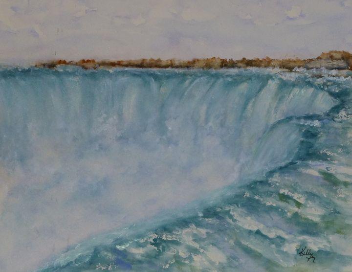 Niagara Falls Canada - Kelly Mills Paintings