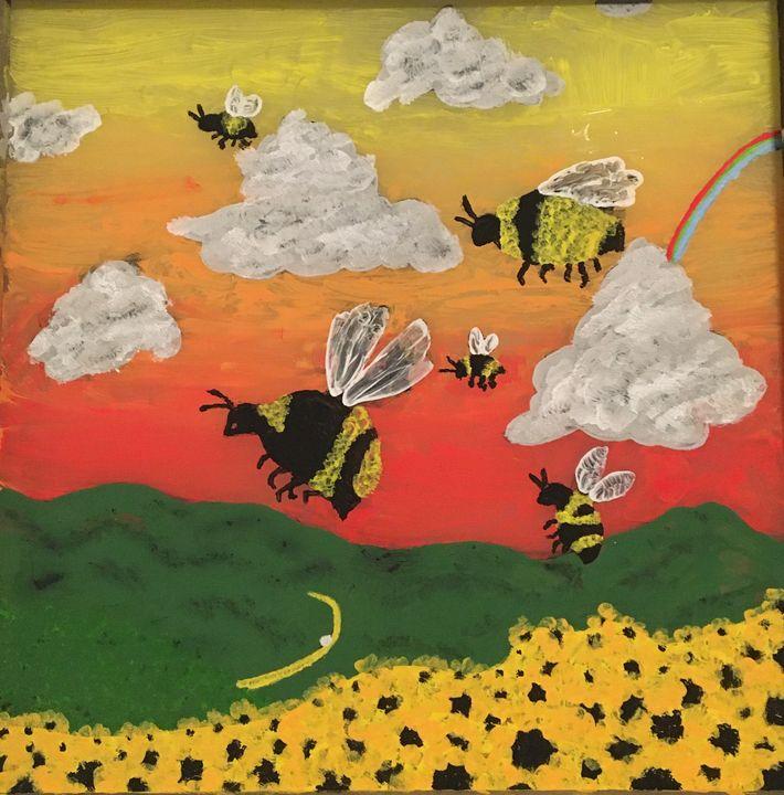 Flower Boy - AngelLee Spence