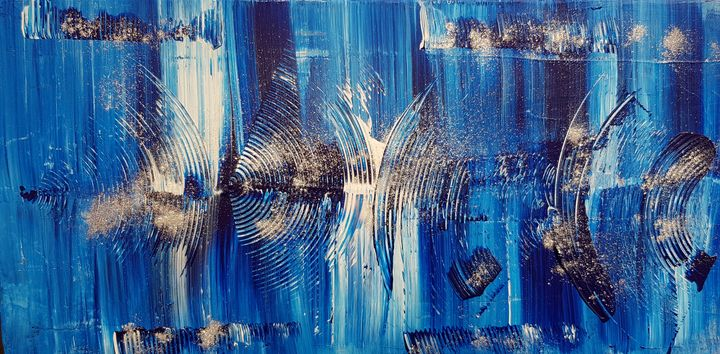 Big Blue - Dorothee Dhaussy