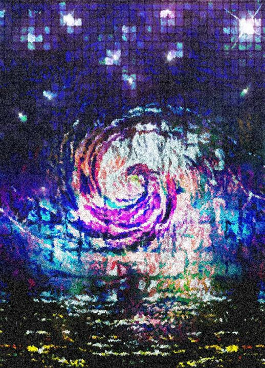 Nights like Van Gogh - Clear Water Creations