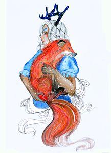 Pandora and the Fox