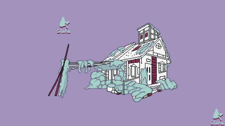 Overgrown house - Shinrai