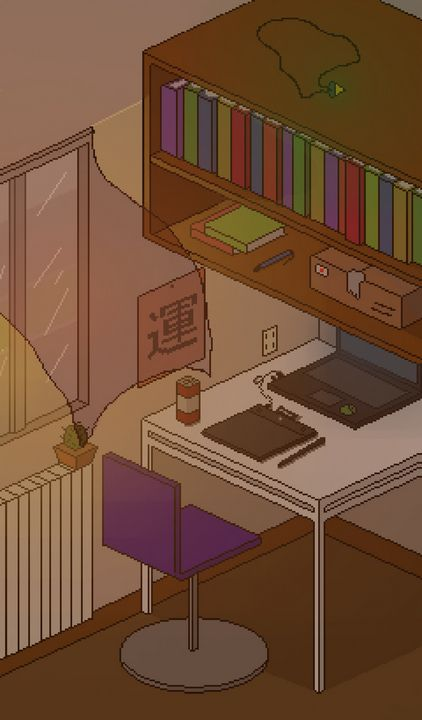 Morning room - Shinrai