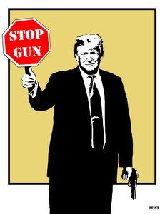 Stop Gun Trump