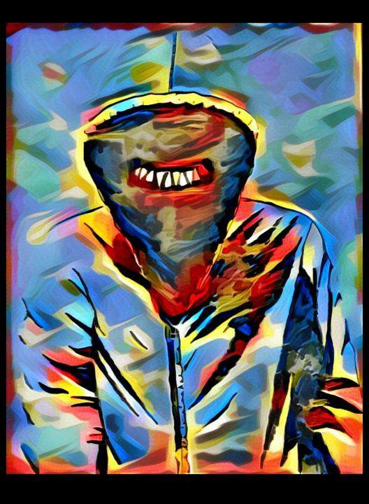 The colors within - DarkartofLife