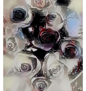 Death of roses