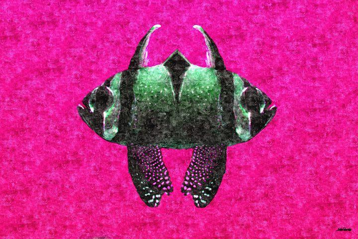 Pink water - John Tiberius aka Johny Rebel