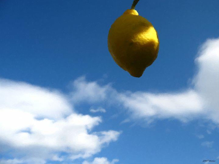 Lemon from the sky - John Tiberius aka Johny Rebel