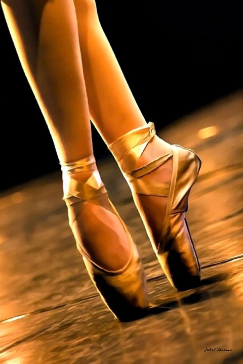 En pointe in brown - John Tiberius aka Johny Rebel