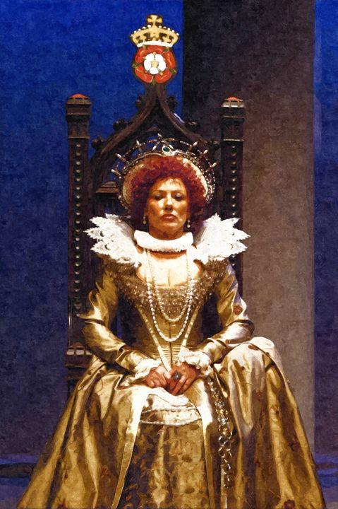 Mary Stuart - John Tiberius aka Johny Rebel