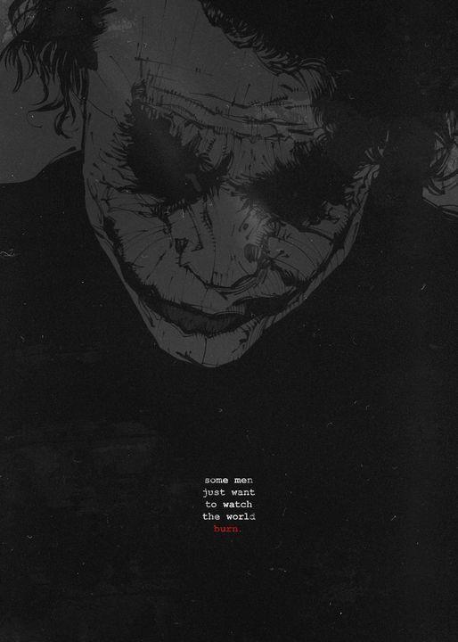 Joker - Nikita Abakumov