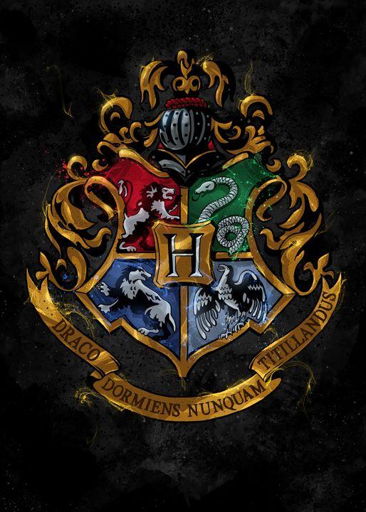 Hogwarts Crest - Nikita Abakumov