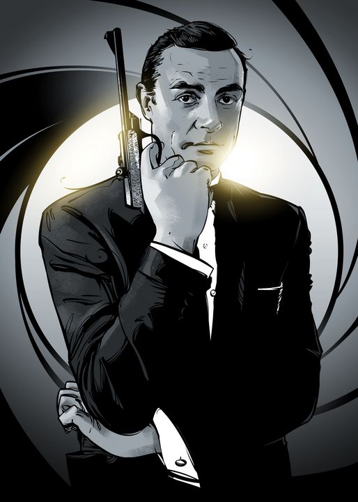 James Bond - Nikita Abakumov