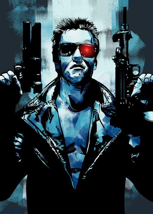 Terminator - Nikita Abakumov