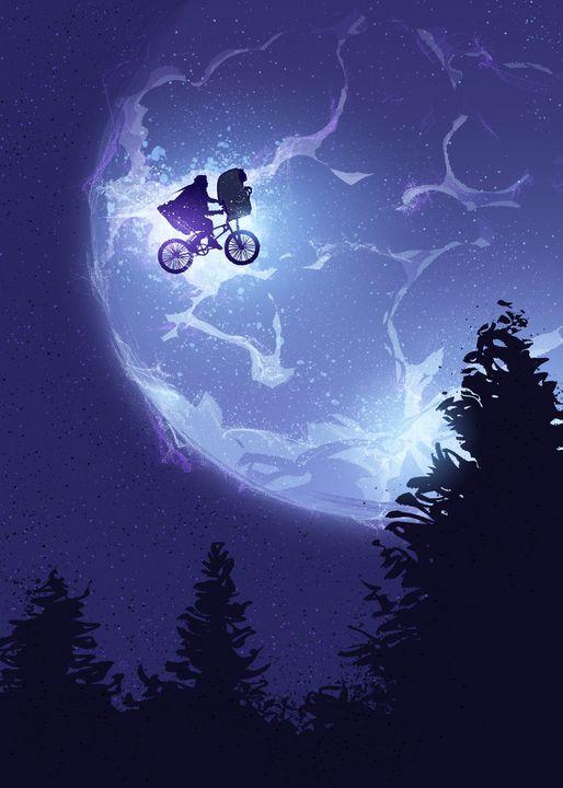 E.T. the Extra-Terrestrial - Nikita Abakumov
