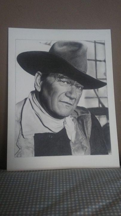 The Duke - Art by weldon