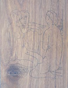 After Picasso II - Russell Sinclair