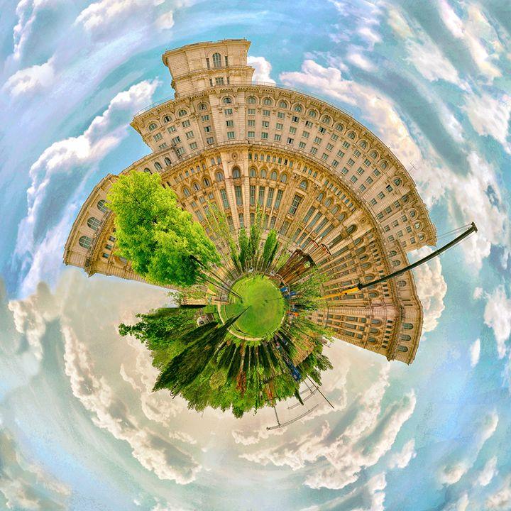 Planet Bucharest - Vrabiuta Albert