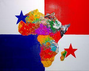 Panama Culture Flag