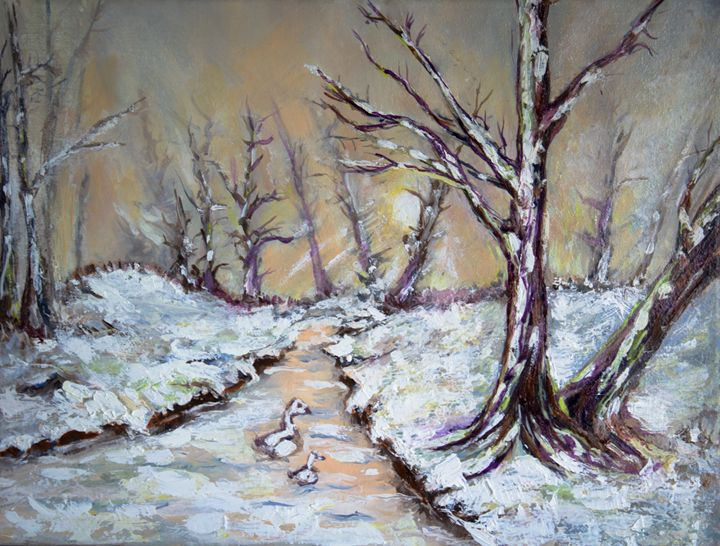 Winter - Alina