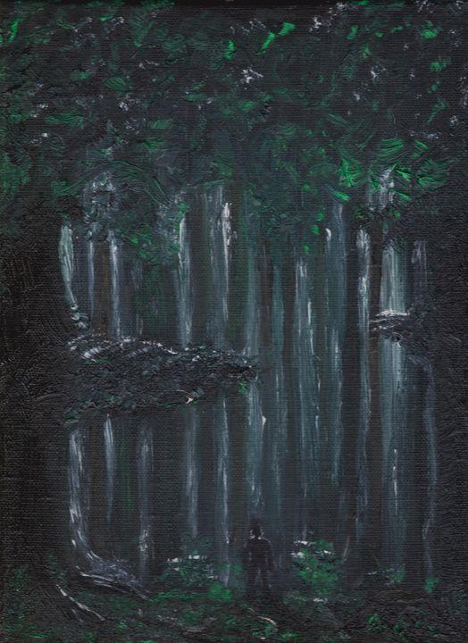 Dark forest - Andrei B