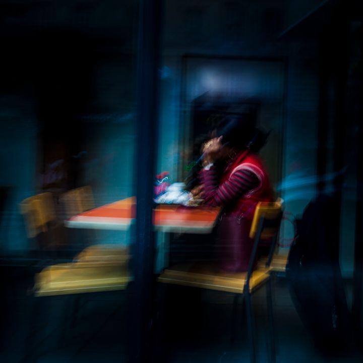 Abstract Person - Oleg Sotnik