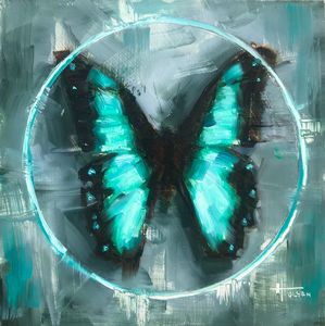 Butterfly No. 50