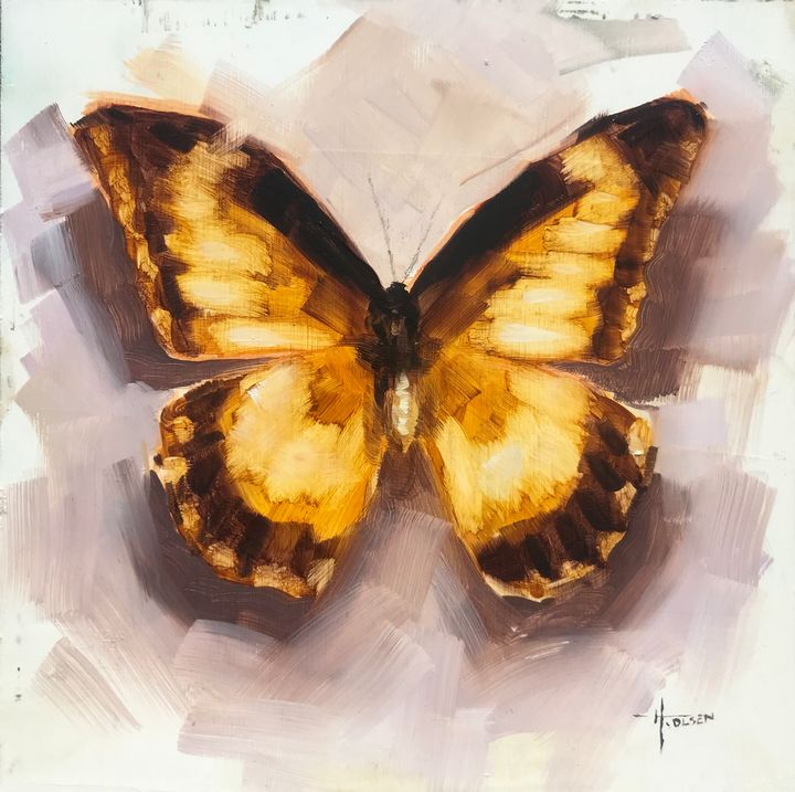 Butterfly No. 18 - Heather Olsen Art