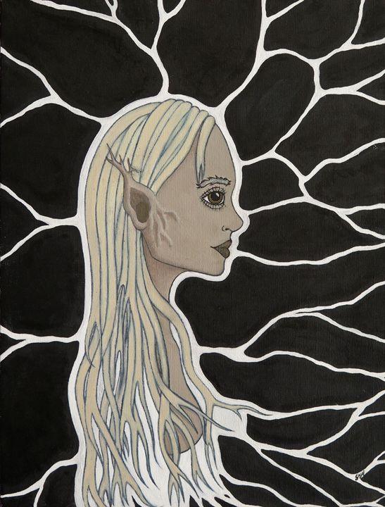 """Roots I"" - Apple of my Odd Eye"