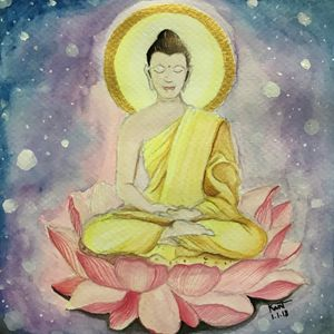 Bhudda in our mind