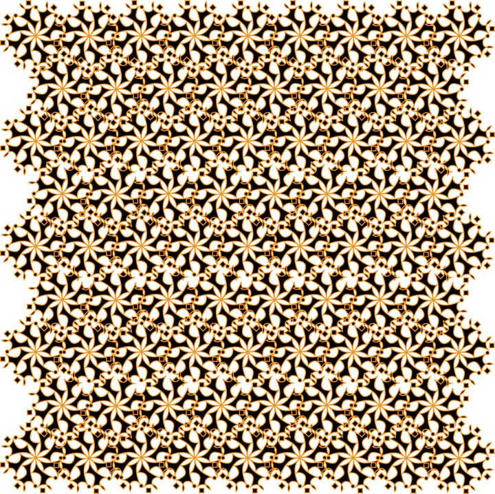 Pattern 055: Geometric Art - UsmanArt