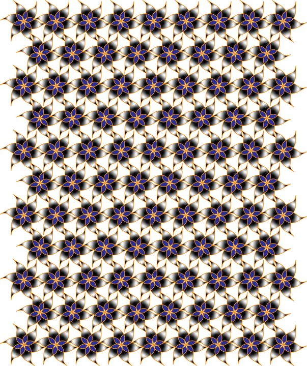 Pattern 067 Geometric Art - UsmanArt