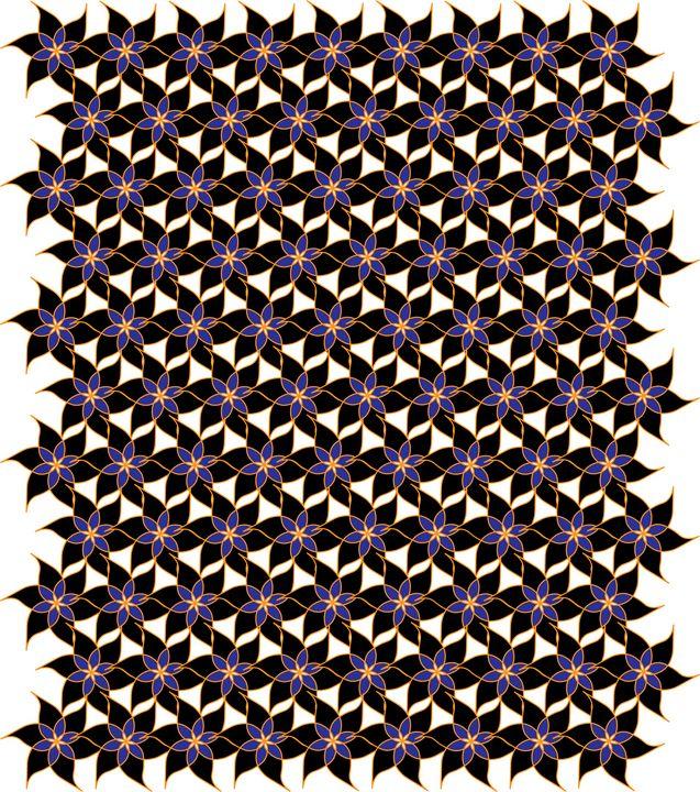 Pattern 066: Geometric Art - UsmanArt