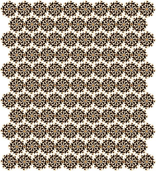Pattern 083: Geometric Art - UsmanArt