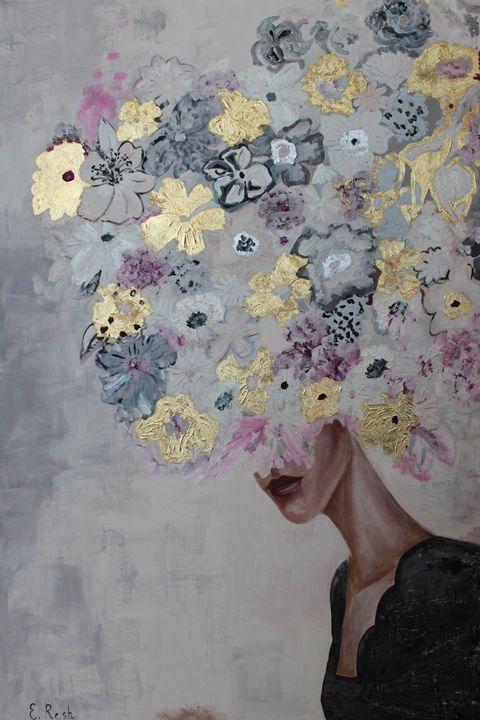 Paris Dream - Elena Resh art