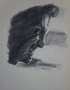 Grit - Art by J.J. Cole