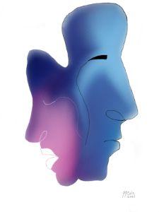 Me + You - Art by J.J. Cole