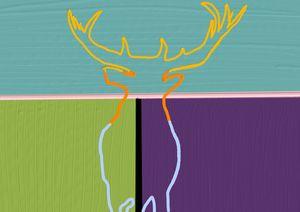 Elk in Daylight
